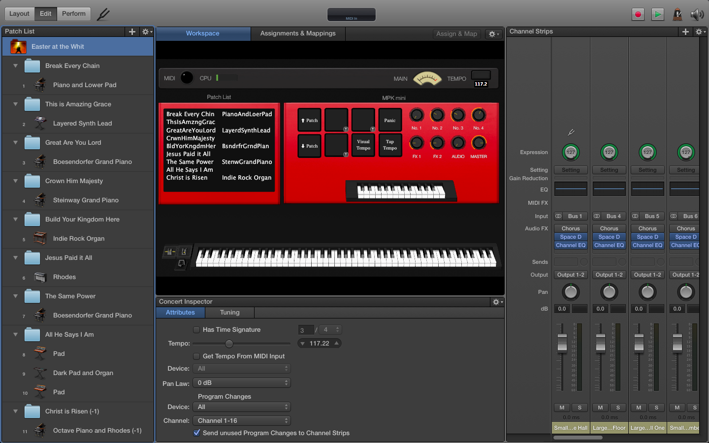 Mainstage tutorial videos learn mainstage at groove3.